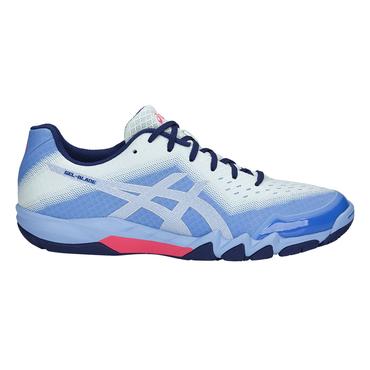 Asics Gel Blade 6 W Handballschuh Frauen hellblau