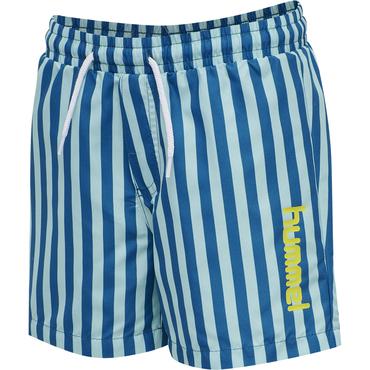 HUMMEL Rence Board Shorts  Badeshort  Dunkelblau  NEU