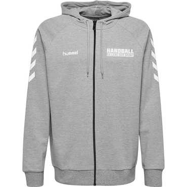 Hummel Authentic Full Zip Hoodie Herren »